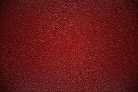 Rood lederen cover textuur achtergrond Stockfoto - 10814545