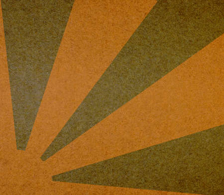 Vintage abstract sun rays on the grunge paper Stock Photo - 12881846