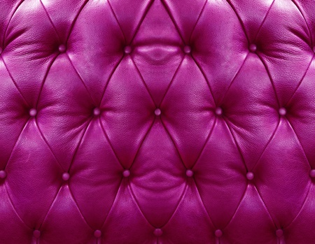 Pink upholstery leather pattern background photo
