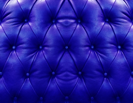 Dark blue upholstery leather pattern background photo