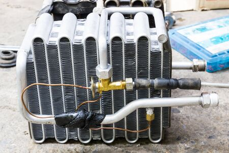 repaired: Compressed air car components to be repaired