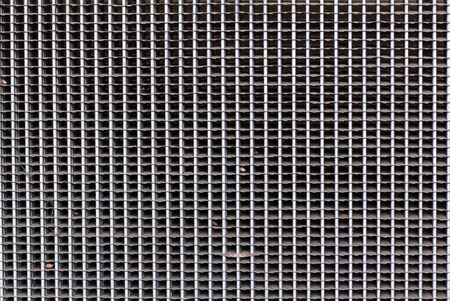 Old Car radiator  from  car  engine as a background Stock Photo - 18153051