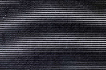 Old Car radiator  from  car  engine as a background Stock Photo - 18275760