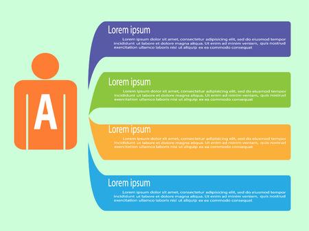 PDCA(Plan Do Check Act) concept ,Vector illustration design Vector