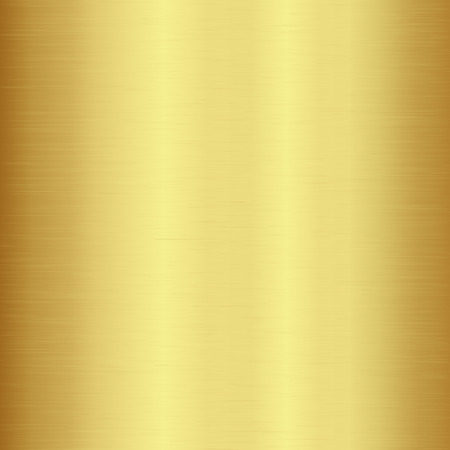 Gold polished metallic texture for background
