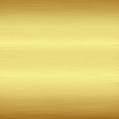 Gold polished metallic texture for background,Vector illustration Illustration