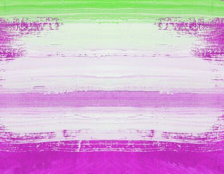 art painting: Abstract art painting ,Hand painted pink and white on wood