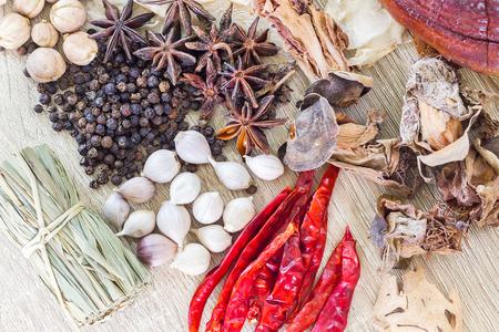 garlic as an alternative component on