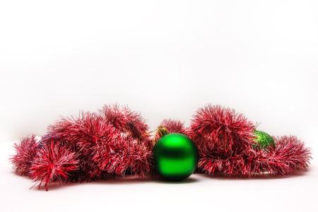 sur le nouvel an et les vacances de Noël en arrière-plan
