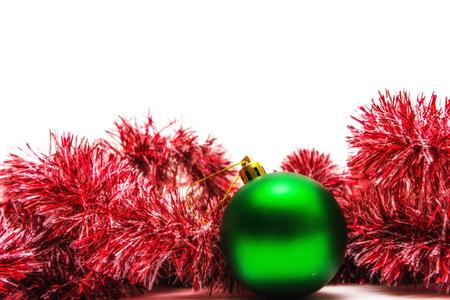 sur le nouvel an et les vacances de Noël en arrière-plan Banque d'images