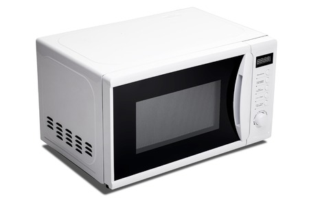 defrost: microwave white
