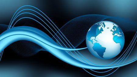 meilleur concept de commerce mondial