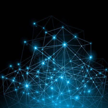 グローバル ビジネスの最高のインターネットの概念。技術的背景。エレクトロニクス、Wi-Fi、光線、インターネット、テレビ、携帯の記号および衛