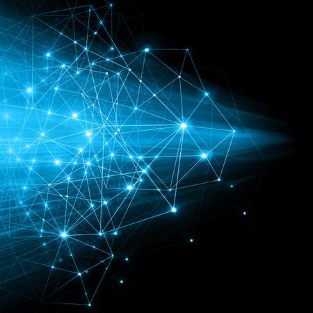 El mejor concepto del Internet de fondo business.Technological global. Electrónica, Wi-Fi, los rayos, los símbolos de las comunicaciones de Internet, televisión, móviles y por satélite