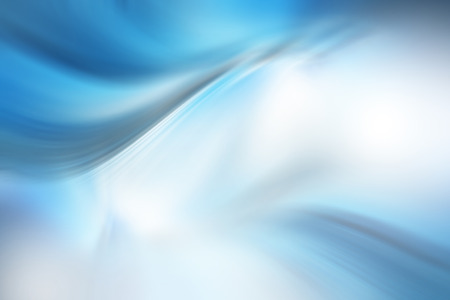 Abstract blue background, beautiful lines and blur Banco de Imagens - 46461349