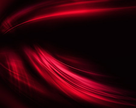 Abstract red background cloth or liquid wave illustration of wavy folds of silk texture satin or velvet material or red luxurious Christmas background wallpaper design