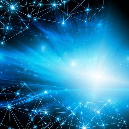 Meilleur Concept de fond business.Technological mondiale de l'Internet. Symboles des communications Internet, la télévision, mobiles et par satellite Electronique, Wi-Fi, rayons,