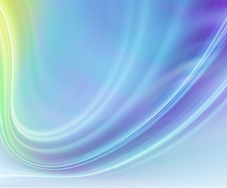 Abstract colored background, abstract lines twisting into beautiful bends Stock Photo