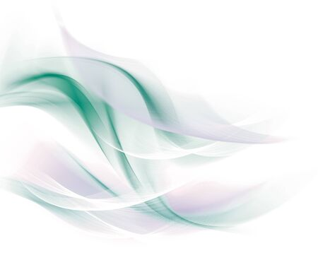 Abstract colored background, abstract lines twisting into beautiful bends Stock fotó