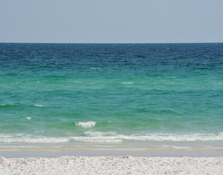 Pensacola Beach in Escambia County Florida, on the Gulf of Mexico, USA Reklamní fotografie