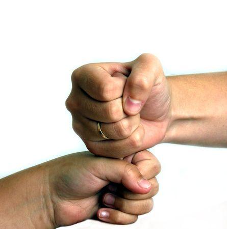 unificar: golpes de pu�o