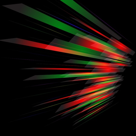 Abstract background  with light effect. Vector illustration. Illustration