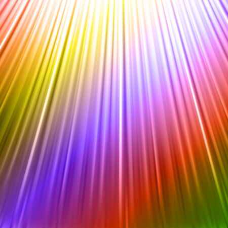 rainbow background: Abstract background with rays. Vector illustration.