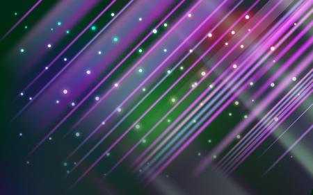 Abstract  star frame lights background  illustration