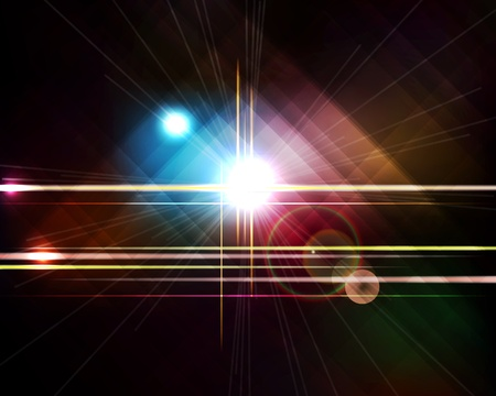 Abstract shiny technology trendy background