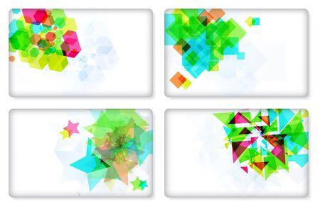 businesscard: Modern Business-Card Set, elements for design