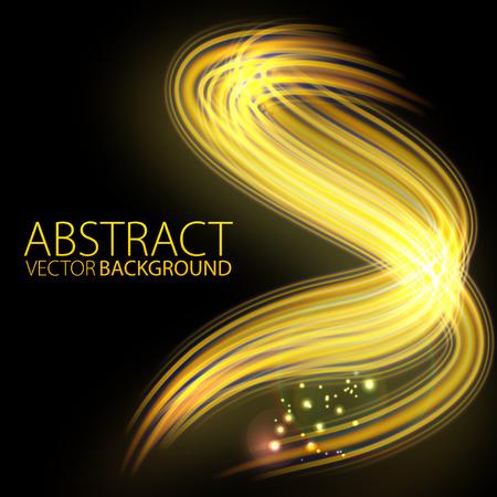 Abstract vectir background-lighting  shape.