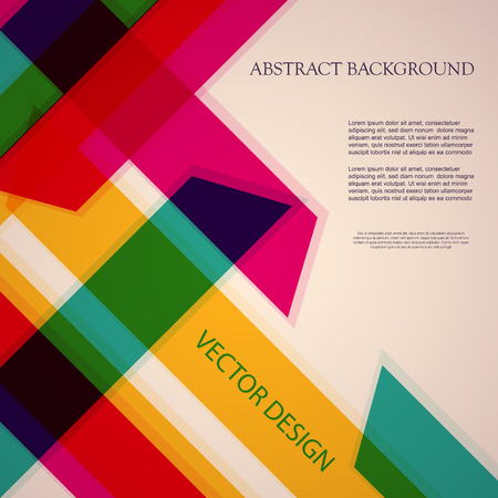 temlate: Abstract background with straight lines.  Illustration