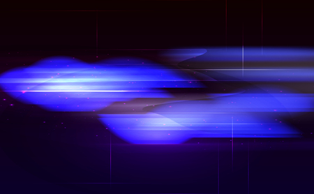 Abstractvector futuristic energy background.  Digital technology concept.