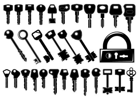 became: Vector keys set