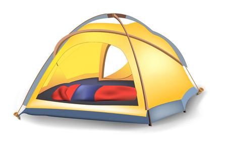 Vector Tent