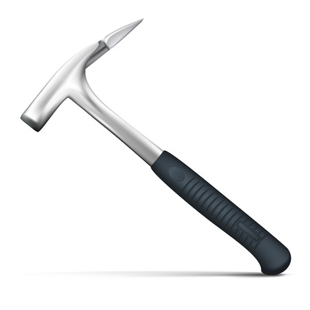 pounding head: Detailed vector hammer. To see more great illustrations go to my portfolio.... Illustration