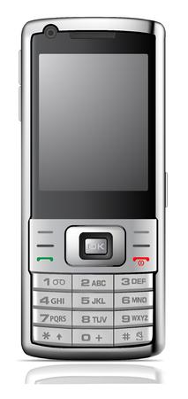 sensores: Tel�fono de vector detallada. Para ver m�s detallada vectores van a mi cartera....