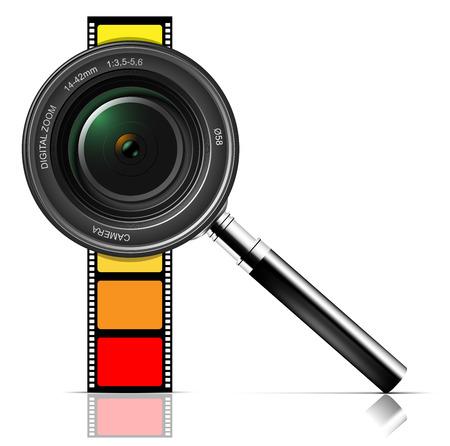 scrutiny: Idea de concepto para su empresa o sitio. Para ver los vectores m�s detallada ir a mi cartera ....