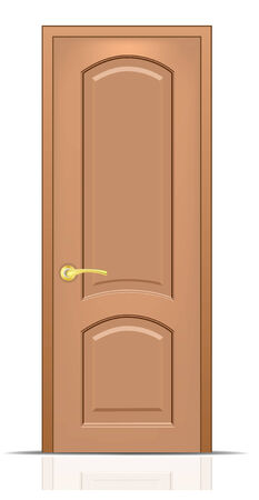 entrance: Vector door. To see more great vectors go to my portfolio...