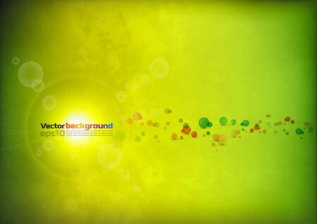 Summer background Stock Vector - 7455910