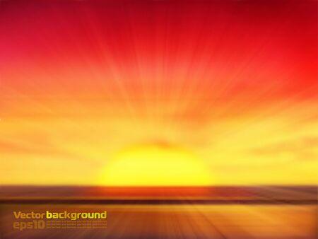 Fondo Sunset