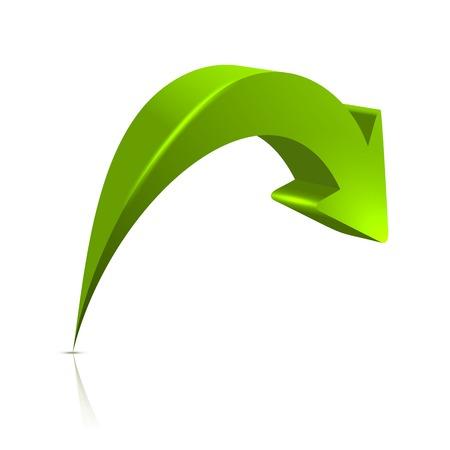 Flecha 3D  Vectores