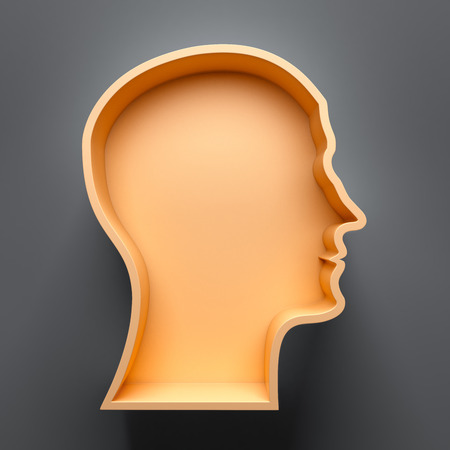 Head shape 3d photo