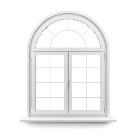 clean window: Window Stock Photo