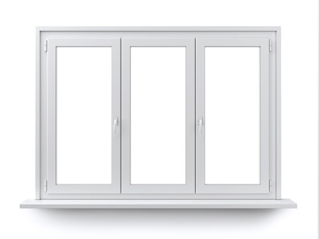 glass doors: Window Stock Photo