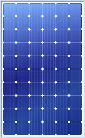 Panel słoneczny Ilustracje wektorowe