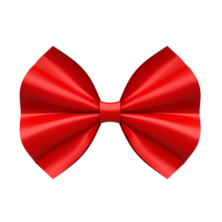 Ribbon gift bow