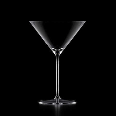 Martini cocktail glass 版權商用圖片
