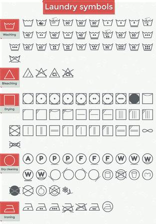 branqueamento: S�mbolos lavanderia