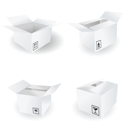 dampness: Box Icon and Signs